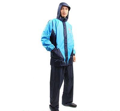Mẫu áo mưa bộ